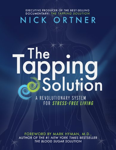 Tapping to get rid of anxiety