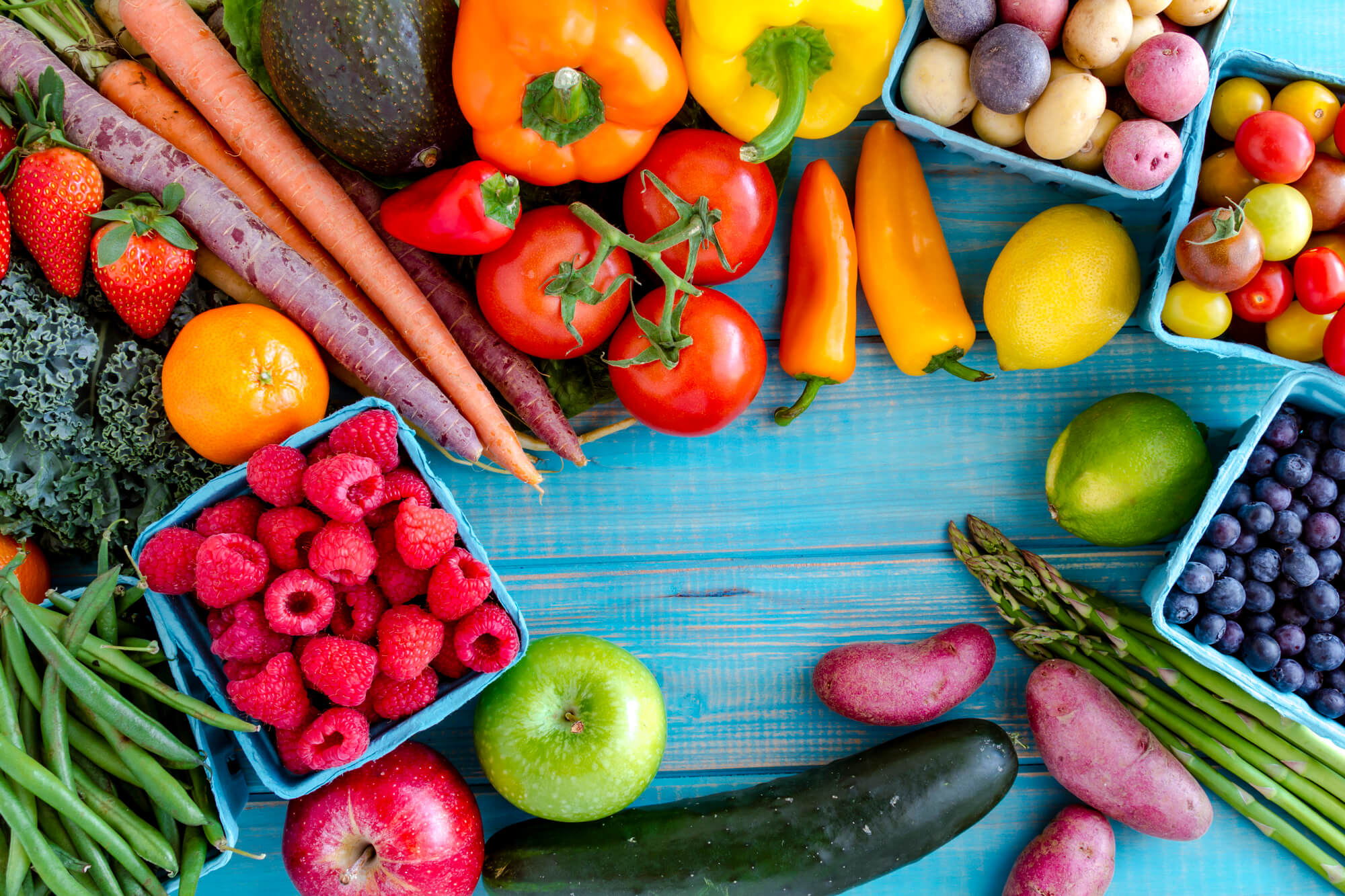 Clean eating expands your consciousness